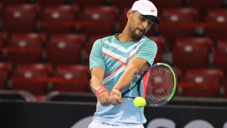 Кузманов: Играя срещу една от младите надежди на световния тенис