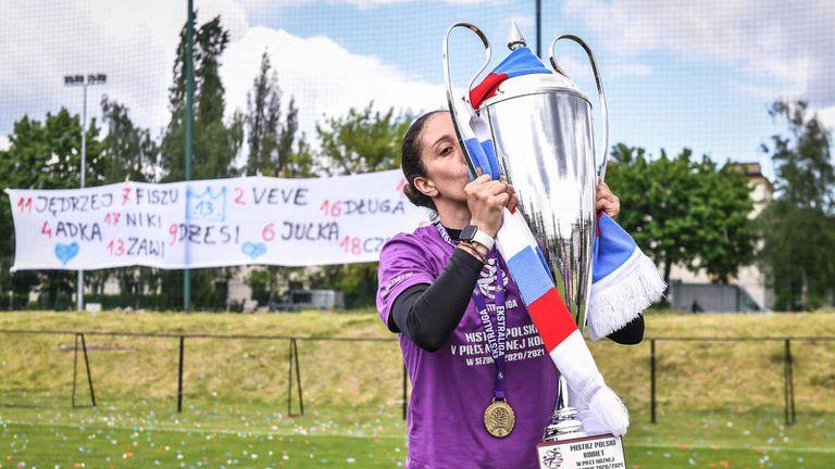 Лили Костова бе избрана за №1 за сезона в Полша