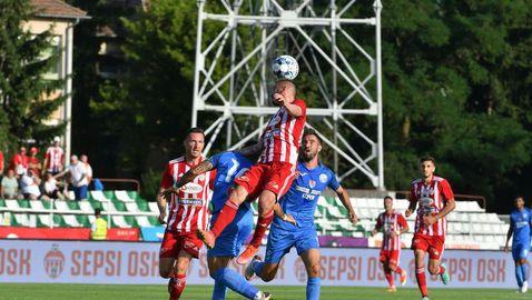 Чунчуков и Димитров спечелиха българското дерби в първия кръг в първенството на Румъния