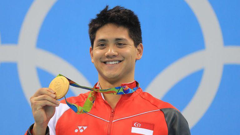 Призоваха първия олимпийски шампион от Сингапур в казармата
