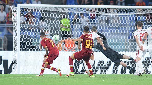 ЦСКА - София загуби тежко от Рома с 1:5 в първия си мач от Лигата на конференциите