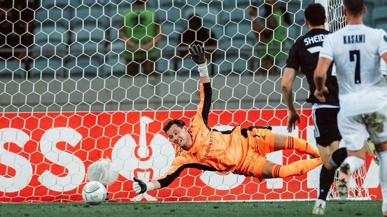 Карабах - Базел 0:0