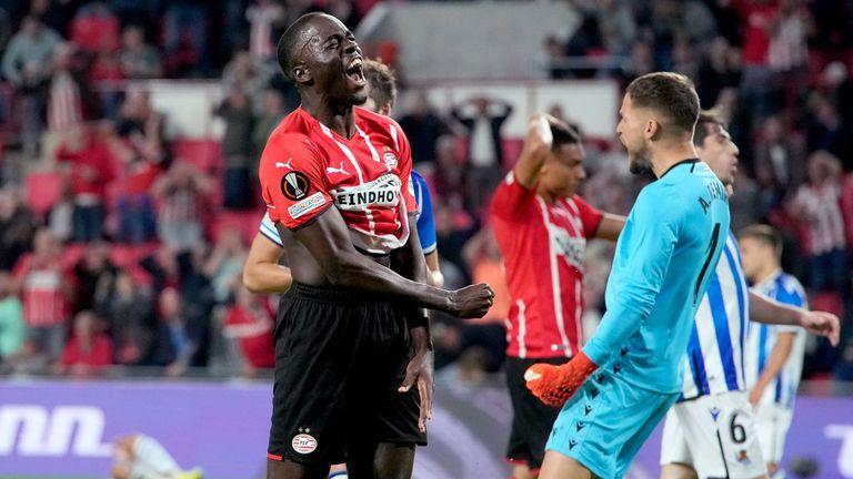 ПСВ Айндховен и Реал Сосиедад с голово реми, Монако взе своето срещу Щурм (видео)