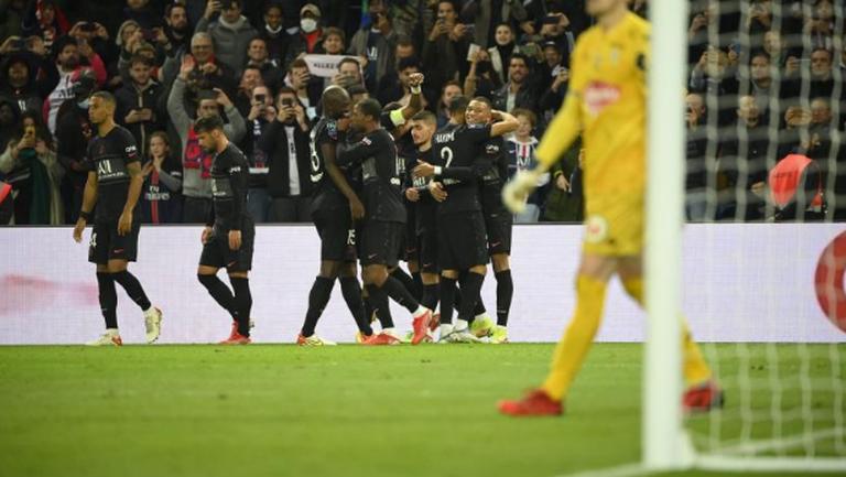 Лион постигна своето срещу Монако и катери таблицата