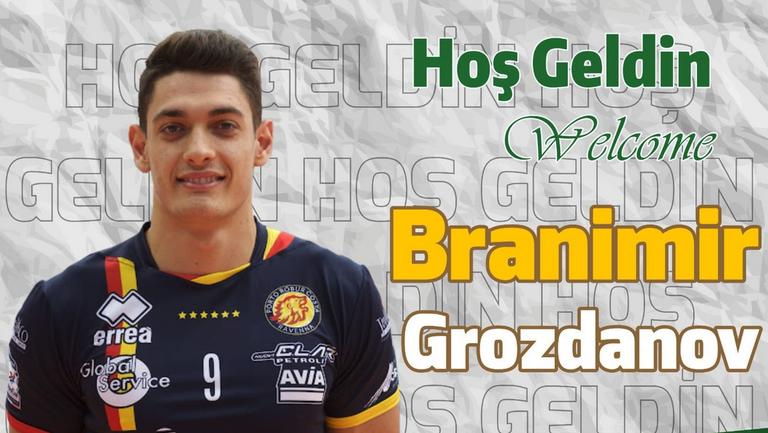 Още един български волейболист ще играе в елита на Турция