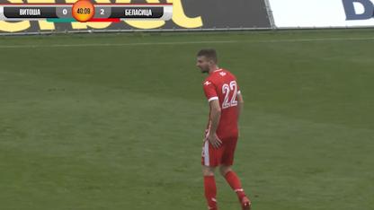 Живко Димитров вкара втори гол във вратата на Витоша (Бистрица)