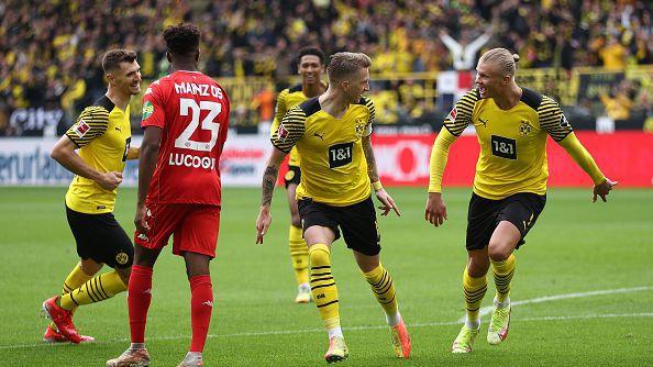 54` Борусия Дортмунд - Майнц 2:0