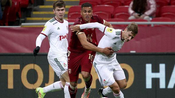 Рубин - Локомотив (Москва) 2:2