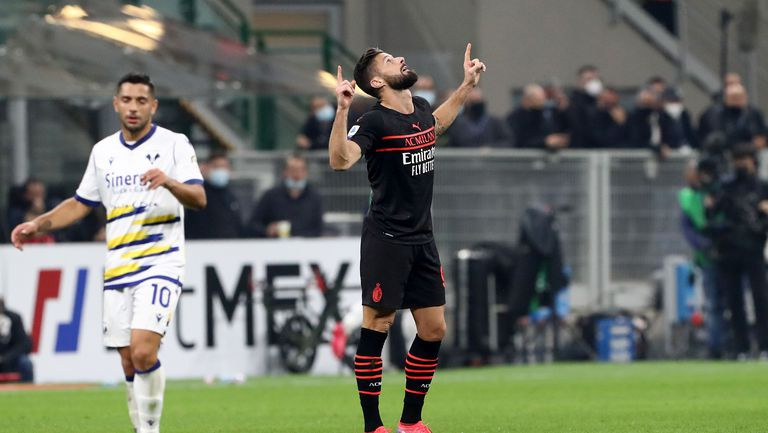 """Милан възкръсна от 0:2 и поведе колоната в Серия """"А"""""""