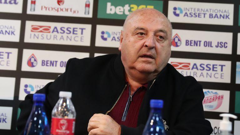 Венци Стефанов: Поздравявам Арда, виждам огромна промяна в играчите ни