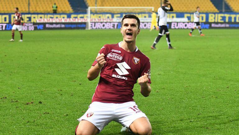 Парма - Торино 0:3