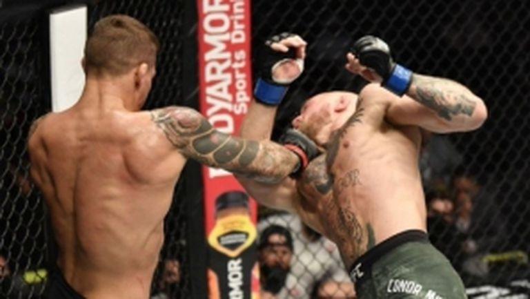 Дъстин Порие нокаутира Конър Макгрегър на UFC 257