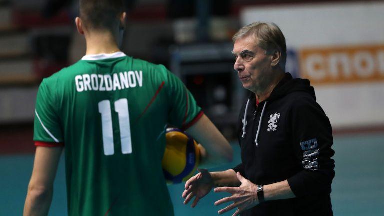 Силвано Пранди: Чакат ни отговорни мачове