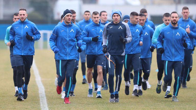 Левски започна подготовка без Славиша Стоянович