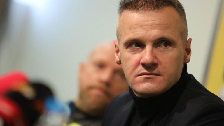 Валентич: Решението да дойда в Ботев не беше трудно! Искам отбора в челото на класирането