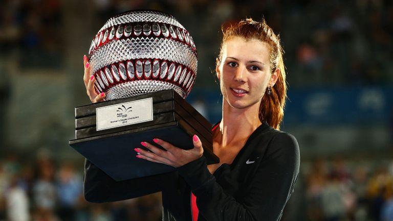 На този ден – Първа титла за Цвети Пиронкова от WTA турнир