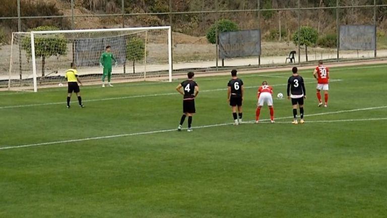 Йомов направи резултата 4:0 за ЦСКА-София от дузпа