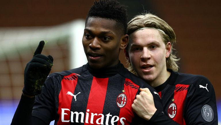 Милан се върна на победния път в Серия А