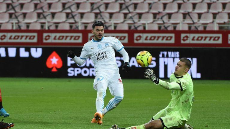 Дижон - Марсилия 0:0