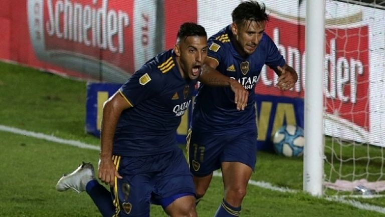 "Бока Хуниорс е на финал за Купата ""Диего Армандо Марадона"""