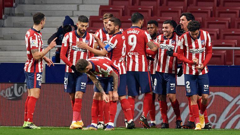 Атлетико Мадрид удари Севиля с 2:0 и дръпна в класирането