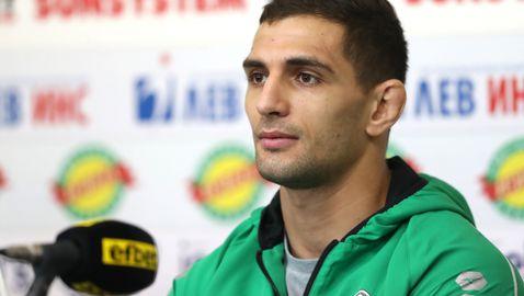 Ивайло Иванов: Продължавам да дерзая! Радвам се, че този медал е за България