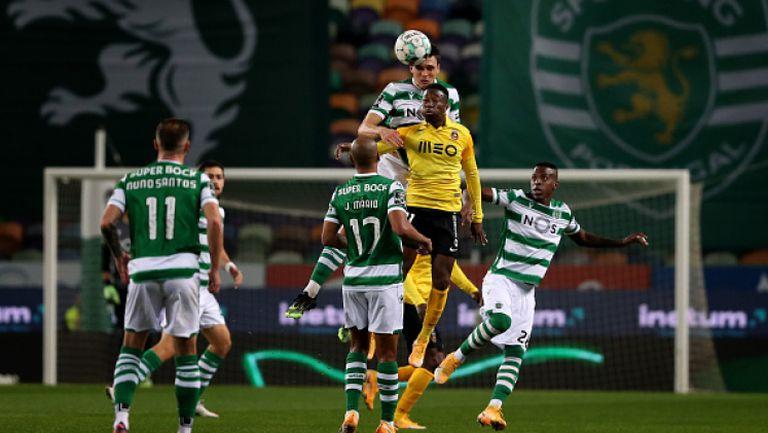 Спортинг (Лисабон) - Рио Аве 1:1