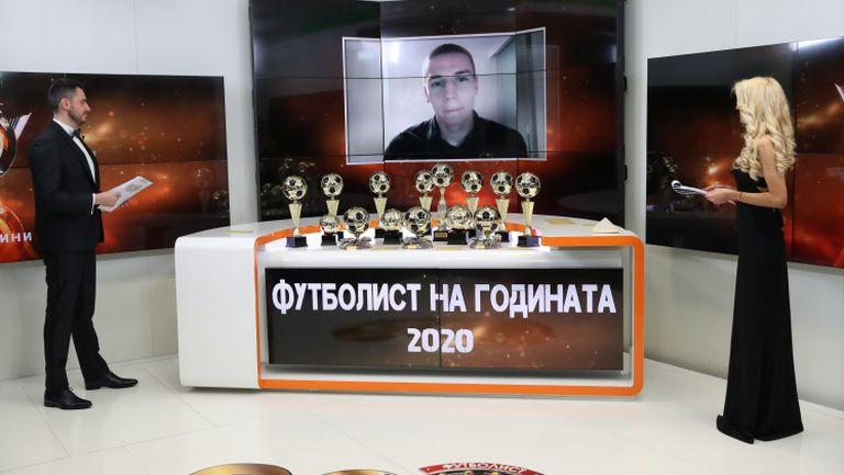 Защитник номер 1 у нас - Валентин Антов: Гледам да се развивам всеки ден, Един Джеко е най-добрият срещу когото съм играл