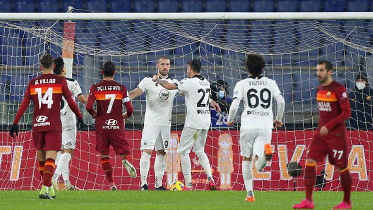"""Ударно завръщане на Гълъбинов! Българинът с гол и асистенция на """"Олимпико"""""""