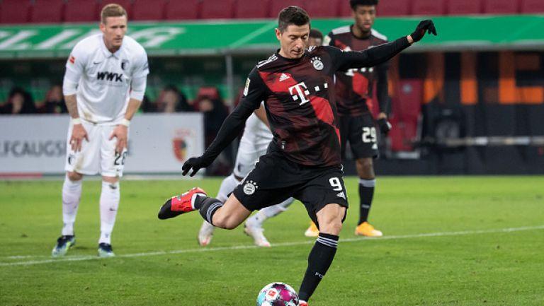 Байерн с минимален успех срещу Аугсбург