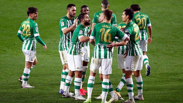 Реал Бетис - Селта 2:1