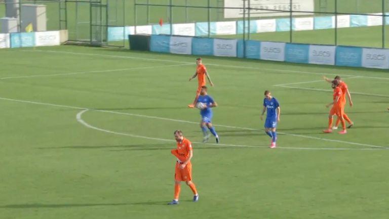 Жуниньо върна един гол за Арда