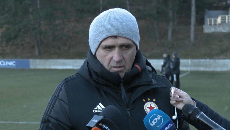 Бруно Акрапович: Добра игра, но най-много съм доволен от отношението на момчетата в мача