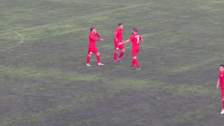 Кизилжар с трети гол срещу Арда