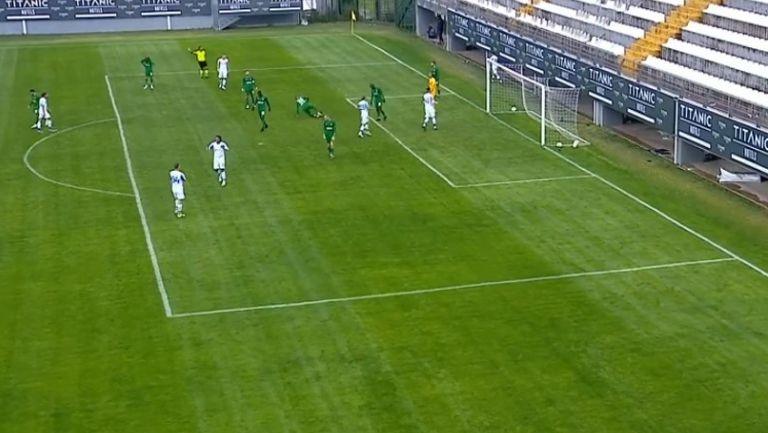 Автогол даде преднина на Динамо (Киев) срещу Лудогорец