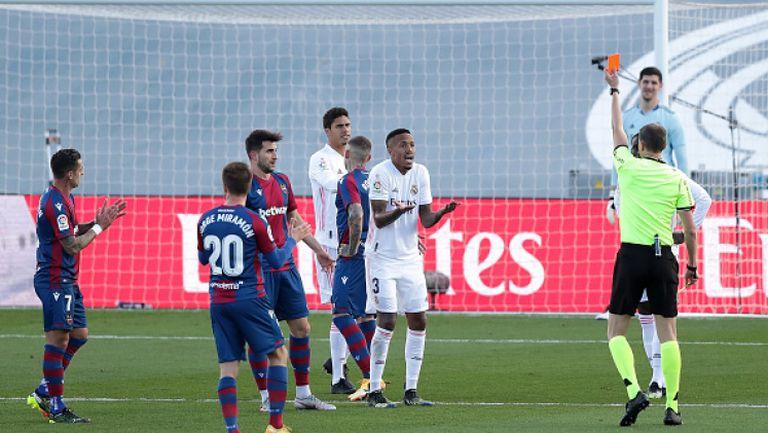 Реал Мадрид - Леванте 1:2
