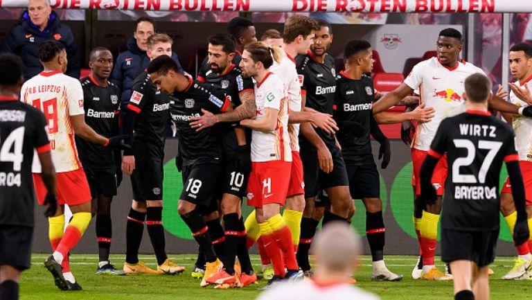 Лайпциг спечели дербито с Байер