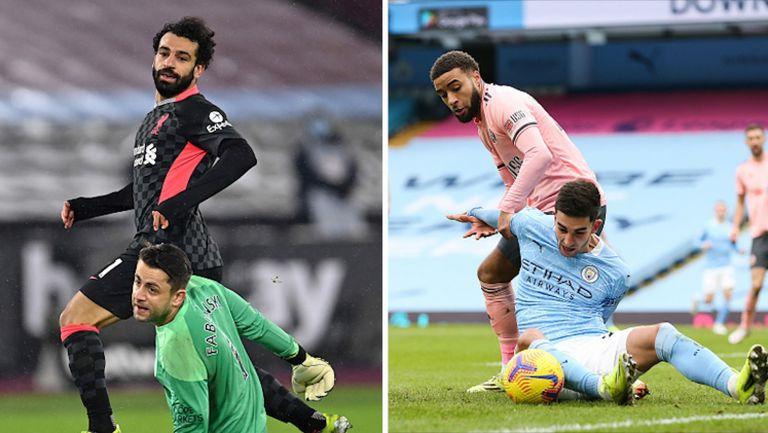 Сити и Ливърпул с важни победи, Тотнъм и Евертън с провали в 21-вия кръг в Англия