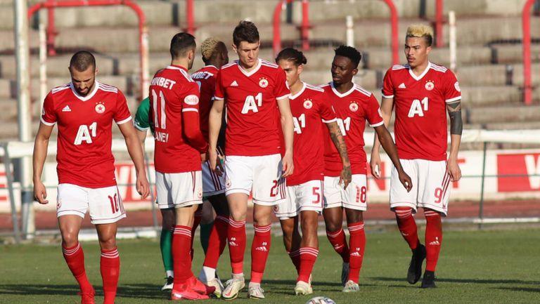 Пеняранда направи резултата 3:1 в полза на ЦСКА-София