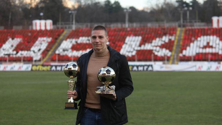Валентин Антов: Много съм развълнуван, пожелавам на феновете на ЦСКА титли и нов стадион