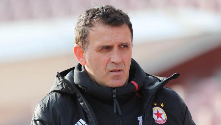 Бруно Акрапович за Антов: Изгубих много силен футболист, но имам варианти за поста му