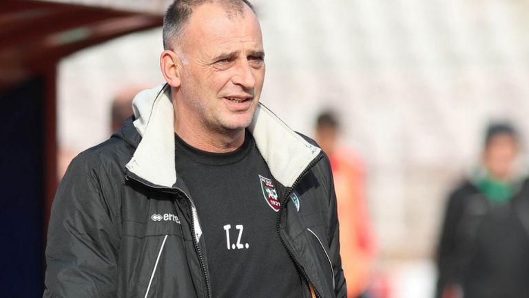 Антони Здравков: Има разлика между ЦСКА и Ботев (Вр), но опитахме да сме равностойни