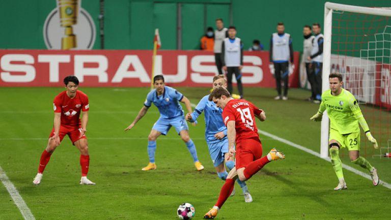 РБ Лайпциг достигна четвъртфиналите за Купата на Германия след резултатен успех над Бохум