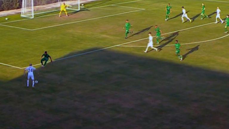 Лудогорец - Динамо (Тбилиси) 3:1