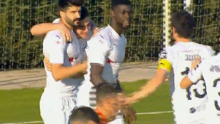 Зоран Марушич с гол от съблекалнята изведе Динамо (Тбилиси) срещу Лудогорец