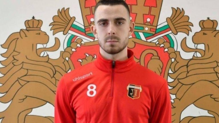 Локомотив Пловдив представи сина на Гонзо