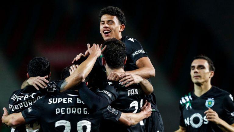 Педро Гонсалвеш се превърна в героя за Спортинг Лисабон