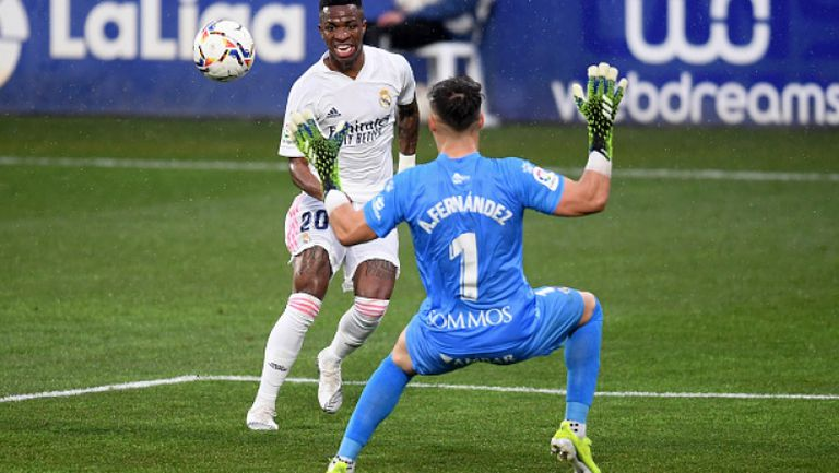 Уеска - Реал Мадрид 1:2