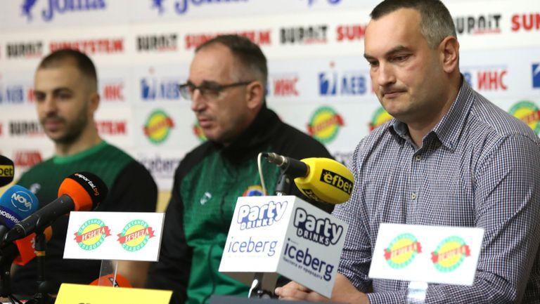 Балкан (Ботевград) гледа с надежда към 1/8-финалите във ФИБА Европа