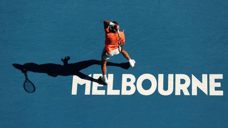 Надал започна убедително на Australian Open